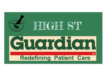 Peterborough pharmacy High Street Guardian Pharmacy