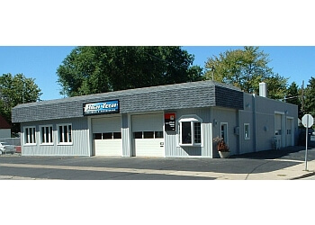 Sarnia auto body shop High Tech Collision & Refinishing