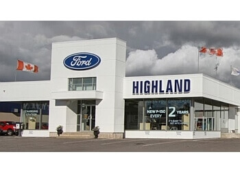 Sault Ste Marie car dealership Highland Ford Sales