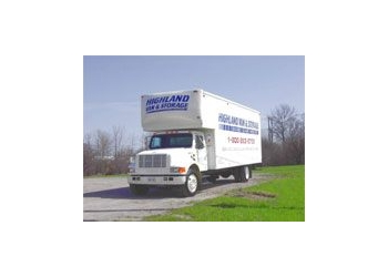 Whitby moving company HIGHLAND MOVING SYSTEMS
