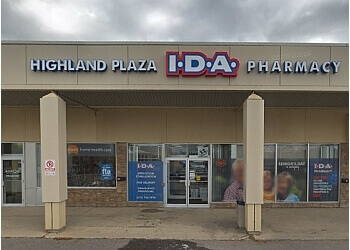 Cambridge pharmacy Highland Plaza I.D.A