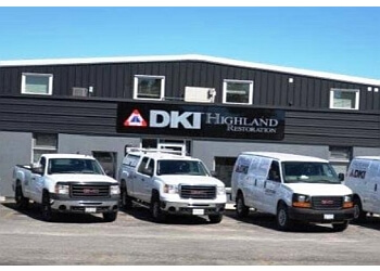 Orangeville carpet cleaning Highland Restoration DKI