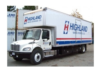 Delta moving company Highland Van & Storage Ltd.