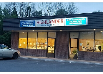 Welland dry cleaner Highlander Dry Cleaning & Laundromat Center