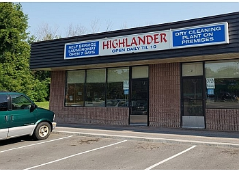 Welland dry cleaner Highlander Dry Cleaning and Laundromat