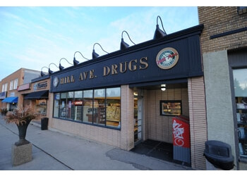 Regina pharmacy Hill Ave Drugs Ltd.
