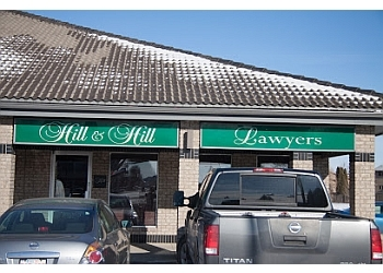 Medicine Hat business lawyer Hill & Hill Law Offices