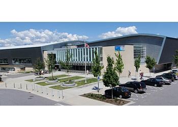 Hillcrest Centre Vancouver Recreation Centers