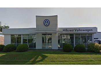 Halifax car dealership Hillcrest Volkswagen