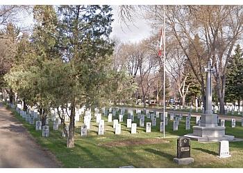 Medicine Hat landmark Hillside Cemetery