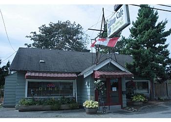 Langley cafe Hilltop Diner Cafe