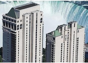 Niagara Falls hotel Hilton Hotel and Suites Niagara Falls / Fallsview
