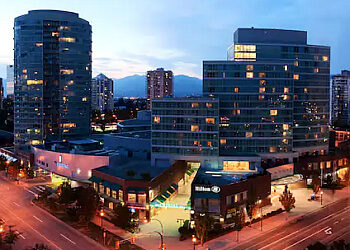 Hilton Vancouver Metrotown Burnaby Hotels