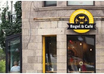 Montreal bagel shop Hinnawi Bros Bagel & Café