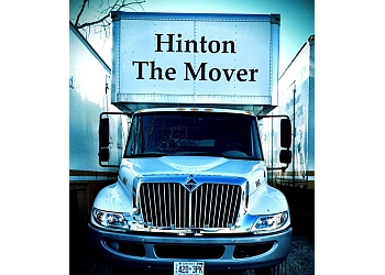 Windsor moving company Hinton the Mover