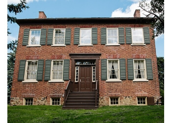 Brampton landmark Historic Bovaird House