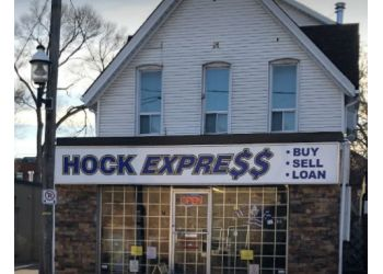 Peterborough pawn shop Hock Express Canada