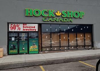 Newmarket pawn shop Hock Shop