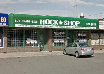 Oshawa pawn shop Hock Shop