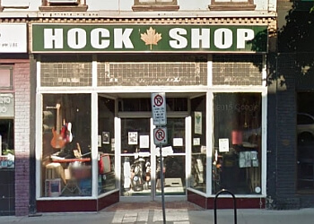 Peterborough pawn shop Hock Shop