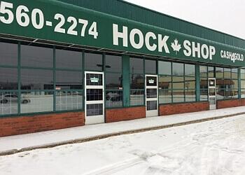 Sudbury pawn shop Hock Shop
