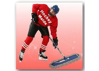 Calgary house cleaning service Hockey Maids YYC Calgary