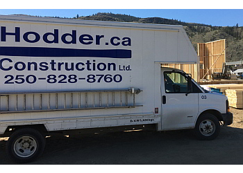 Kamloops home builder Hodder Construction Ltd.
