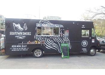 Toronto food truck Hogtown Smoke