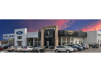 Peterborough car dealership Holiday Ford
