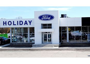 Peterborough car dealership Holiday Ford Lincoln Ltd.
