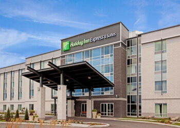 Saint Hyacinthe hotel Holiday Inn Express & Suites