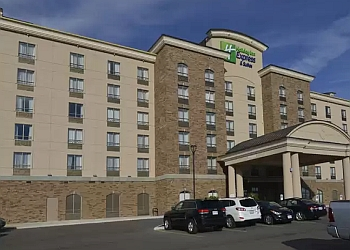 Waterloo hotel Holiday Inn Express & Suites