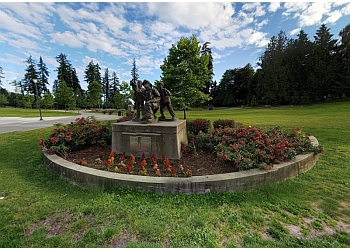 Surrey public park Holland Park