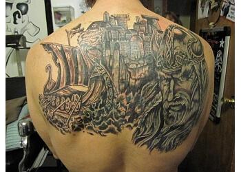 Orillia tattoo shop Holly Beemer Tattoos
