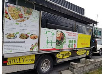 North Vancouver food truck Holly Food