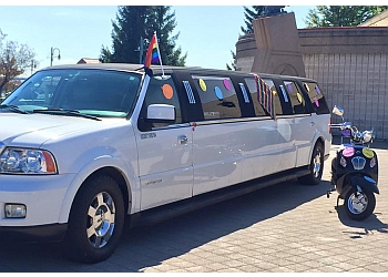 Sault Ste Marie limo service Hollywood Limousines