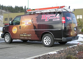 Holmes Electric Ltd. Kelowna Electricians