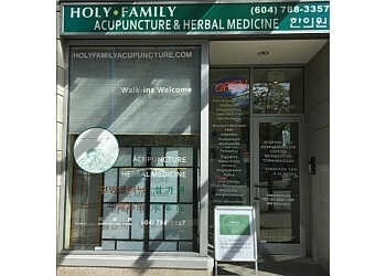 Holy Family Acupuncture & Herbal Medicine