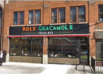 Kitchener mexican restaurant Holy Guacamole Fresh Mex