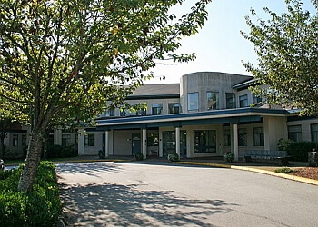 Maple Ridge retirement home Holyrood Manor