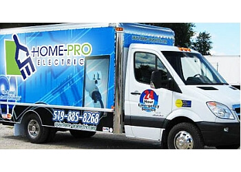 Kitchener electrician Home-Pro Electric, Inc.