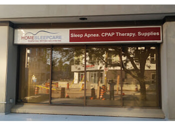Waterloo sleep clinic Home Sleep Care