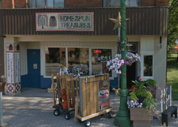 Sault Ste Marie gift shop Homespun Treasures