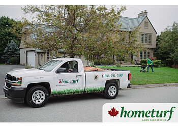Mississauga lawn care service Hometurf Lawn Care Service