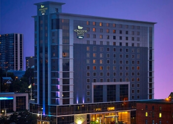 Hamilton hotel  Homewood Suites by Hilton