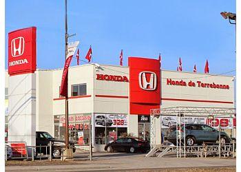 Terrebonne car dealership Honda