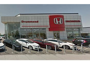 Drummondville car dealership Honda Drummondville