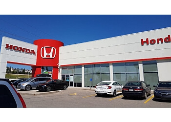 Calgary car dealership Honda West