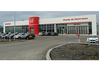 Saint Jean sur Richelieu car dealership Honda de Saint Jean