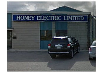 Chatham electrician Honey Electric Ltd.